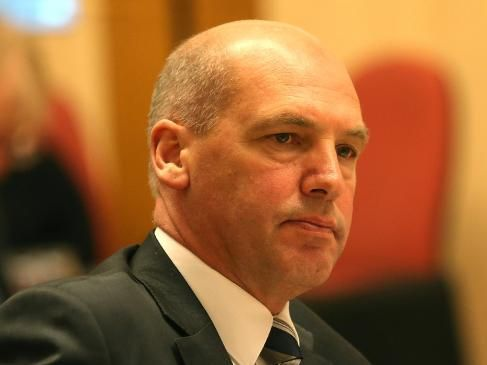 Senate President Stephen Parry confirmed to be dual British citizen
