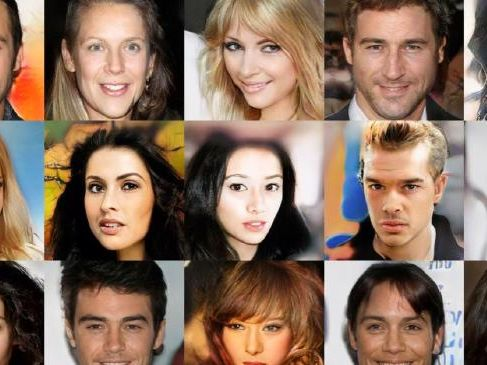Do you recognise these faces? There's a good reason for that.