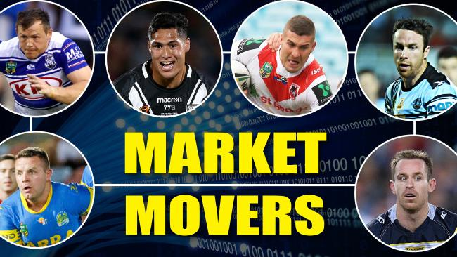 The NRL player market is about to kick into overdrive.