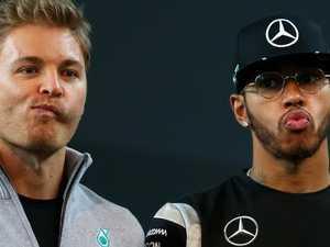 Salty Hamilton's raw Rosberg sledge