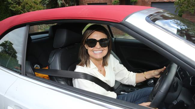 Lisa Wilkinson shocked viewers when she left Today. Picture: John Grainger