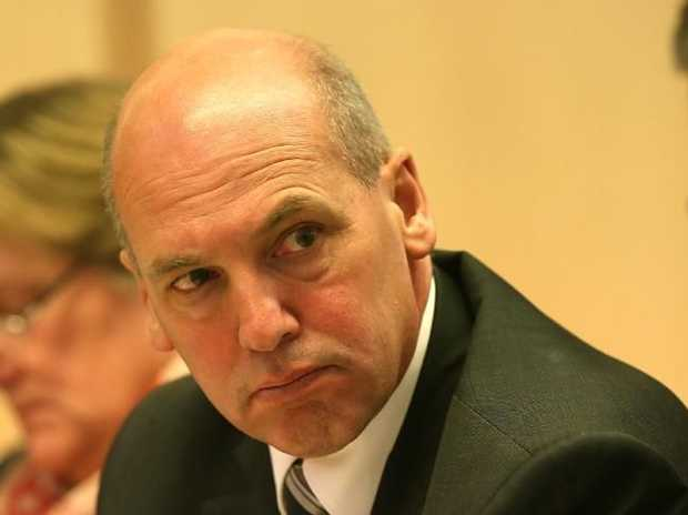 President of the Senate Stephen Parry might be British.