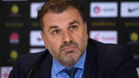 Socceroos coach Ange Postecoglou addressed the media today after announcing his squad to face Honduras.