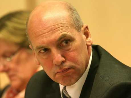 Senate President Stephen Parry is the eigth MP embroiled in the citizenship scandal. Picture: Supplied