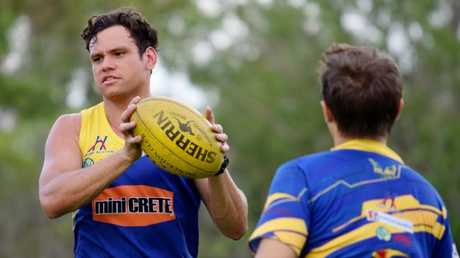 Steven Motlop to make his Showdown debut in Round 8. Picture: Picture: Tymunna Clements