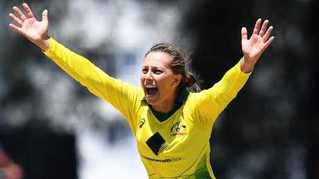 Australian player Ash Gardner.