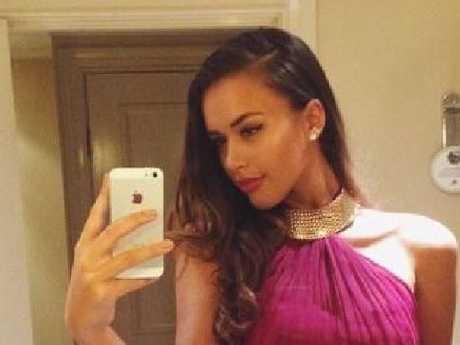 Miss World Australia finalist Elyse Miller-Kennedy. Source: INSTAGRAM @elyse1miller