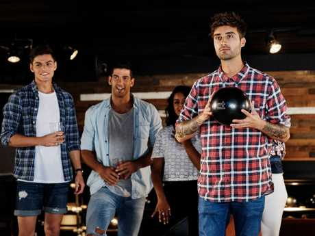 Strike Bowling is coming to the Big Top Shopping Centre in Maroochydore.