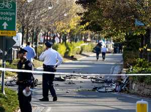 TERROR IN NYC: Attacker's ute became a weapon to murder