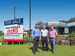 High-profile facility sells