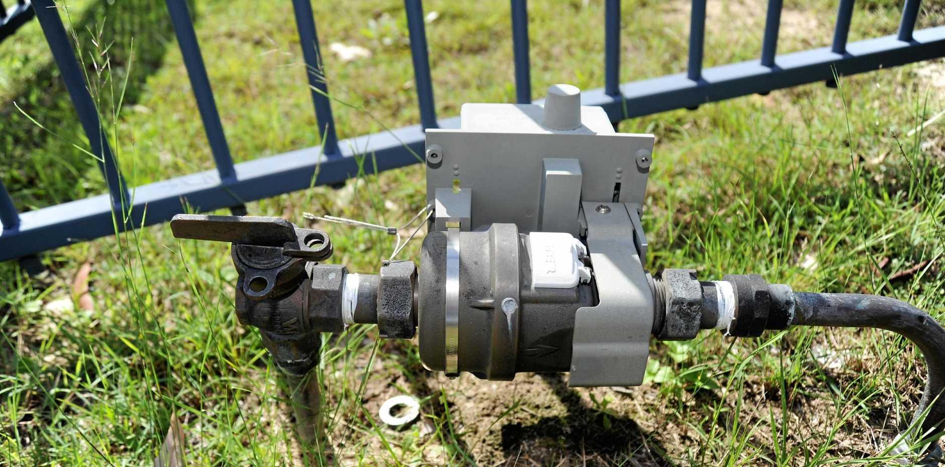 SMART MOVE: Bundaberg Regional Council will start a $1 million smart water meter pilot project.