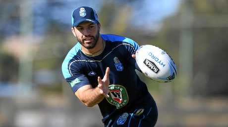 James Tedesco says the Italian side's focus is on their next World Cup game.