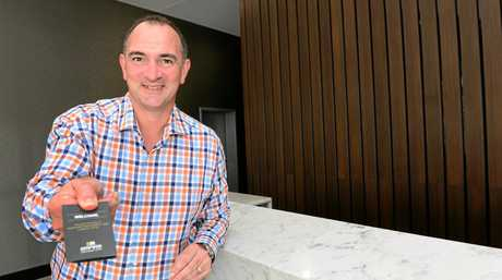 Grant Cassidy is a leading figure in the region's tourism and hospitality sector.