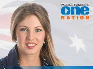 One Nation reveals candidate for Gladstone