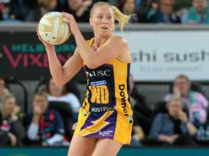 Laura Langman leaves Sunshine Coast Lightning