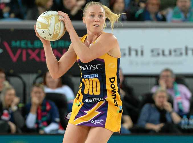 OUT: Laura Langman has decided to leave the Sunshine Coast Lightning and return to New Zealand.