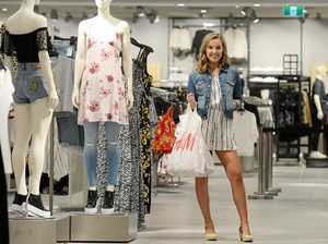 GALLERY: Exclusive look inside H&M's Rocky mega store