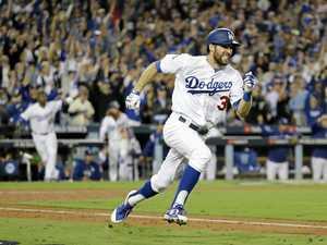 Dodgers send baseball World Series to decider