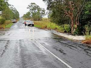 ROAD CLOSURES: Wet weather hazards and closures
