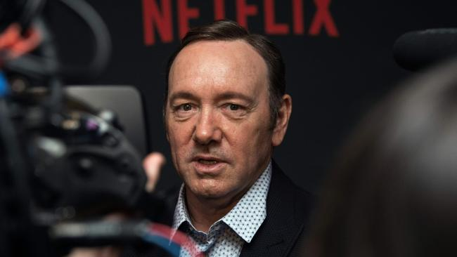 Netflix is moving ahead with plans for a 'House of Cards' spin-off. Picture: AFP.