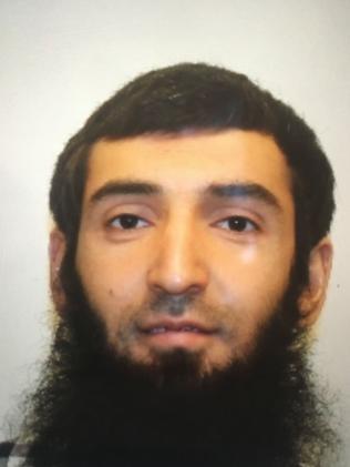 Shot.... Terror suspect Sayfullo Saipov.
