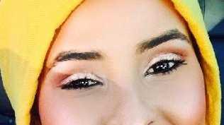 Missing woman Naima Hassan.
