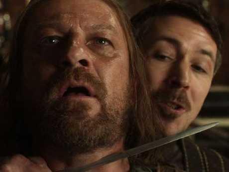 You should never trust Littlefinger.