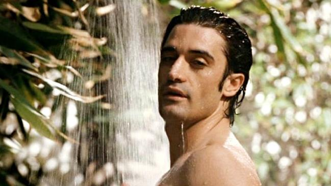 Gilles marini shower scene in sex and the city