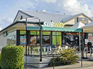 How to get free Subway in Gladstone tomorrow