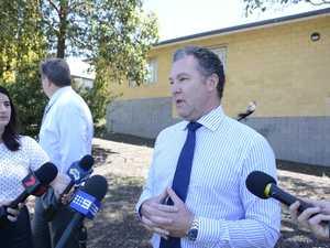 LNP's health spokesman stumbles over hospital funding