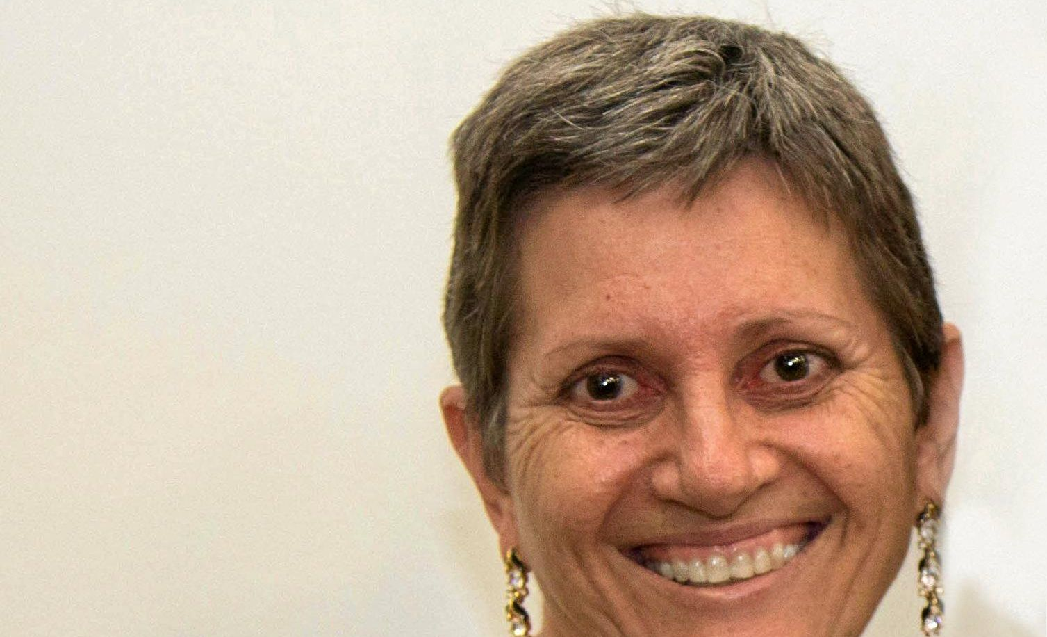 GIVING BACK: Moranbah local, Marcia Goulevitch was selected to be a baton bearer for the 2018 Commonwealth Games.