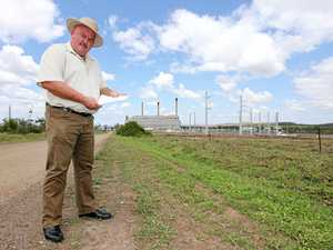 Mike Brunker stops fighting for coal fired power stations