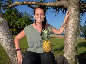 Gabbey takes on prickly subject in honour of friend