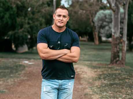Ashley Bottrell had turned his life around after he became addicted to ice.