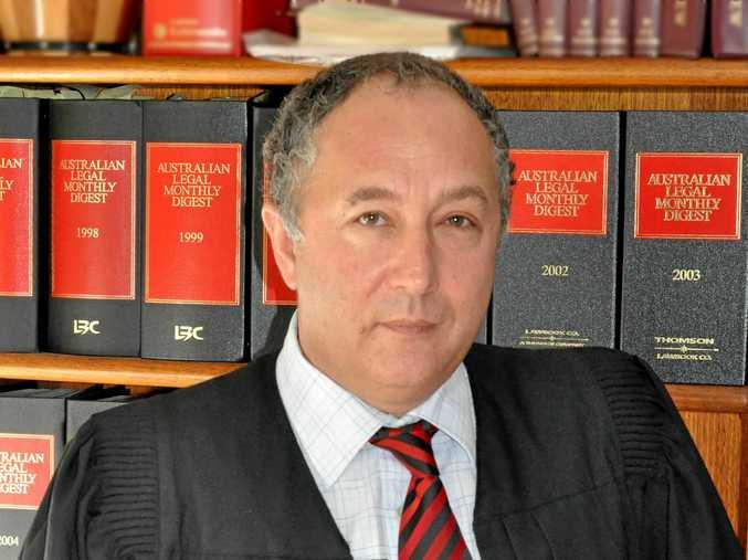 Magistrate David Heilpern.