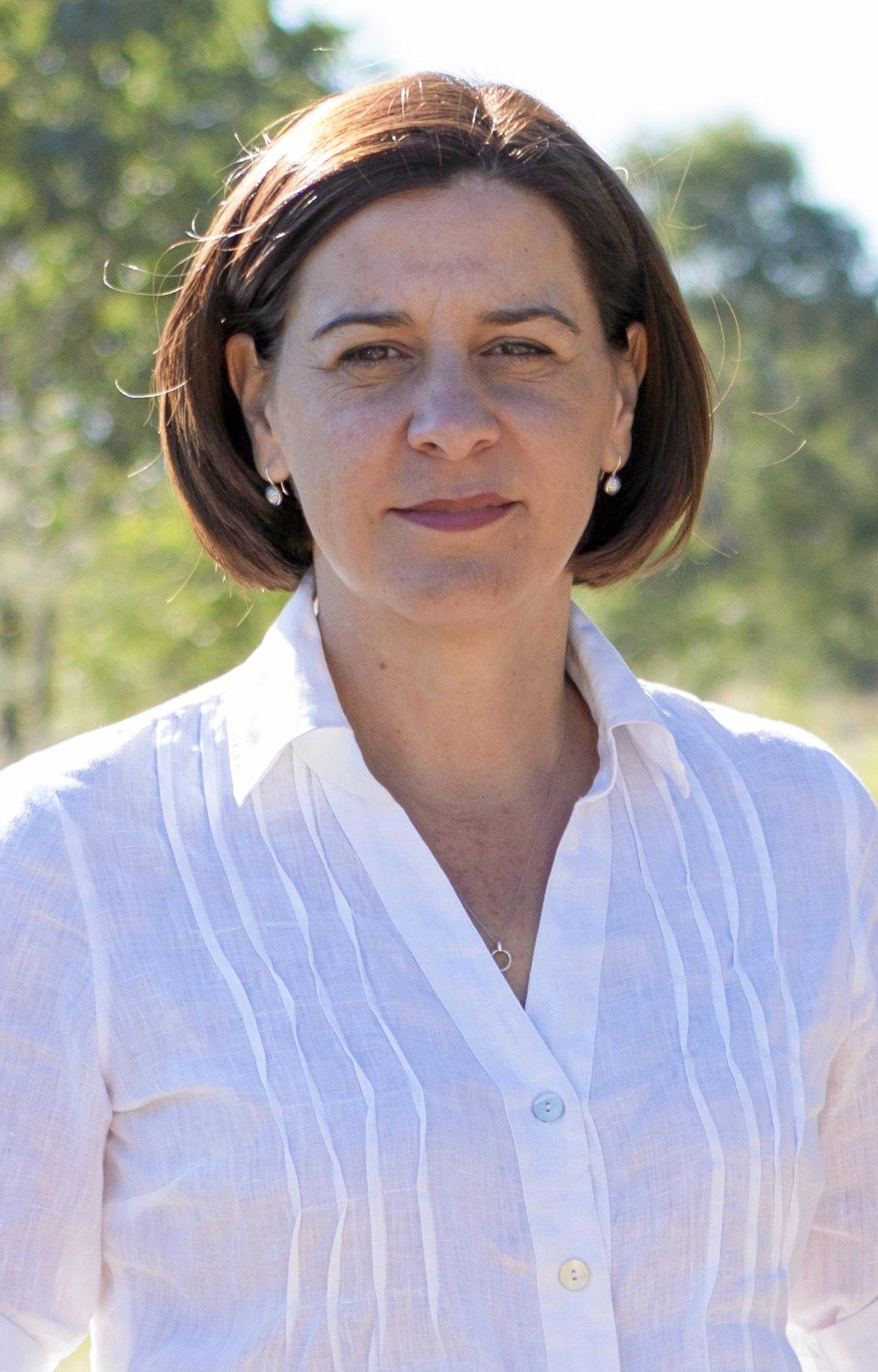 Nanango MP Deb Frecklington said the South Burnett had received hardly any funding for roads.