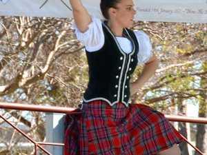 Dancers bringing A-game to Highland meet