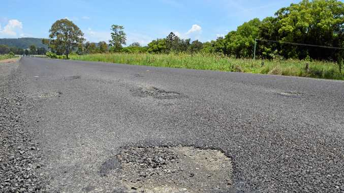 Are you sick of driving into potholes?