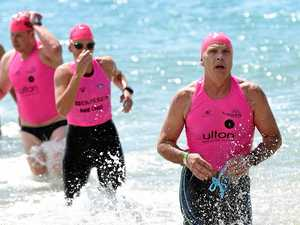 Ron ready to continue a tradition at Noosa Tri