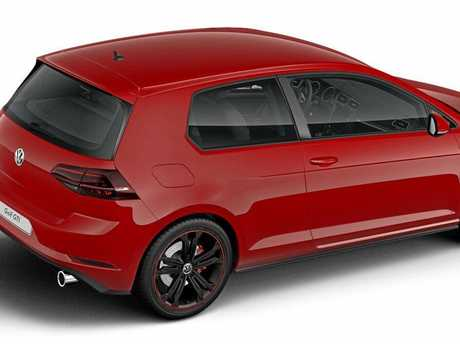 The three-door Volkswagen Golf GTI Original arrives in January priced at $37,490 for the six speed manual and $39,990 for the DSG version.