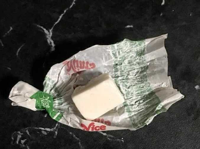 Coast mum says kids were tricked with soap instead of lollies for Halloween.