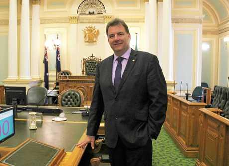 MP Stephen Bennett.