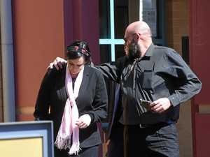 Wife of samurai sword killer to be sentenced today