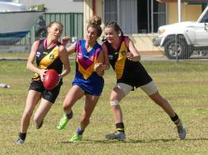 North Coast AFL offers opportunities for girls