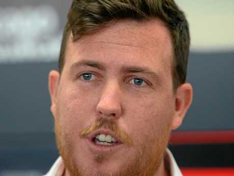 LNP candidate for Rockhampton Douglas Rodgers