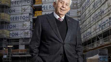 Billionaire Harry Triguboff was second with $12.8 billion.