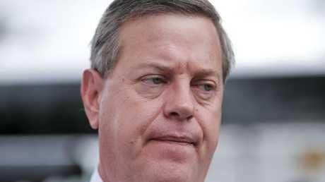 Queensland LNP leader Tim Nicholls has promised 20 extra police for Cairns. Picture: Glenn Hunt