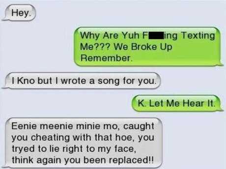 Lyrical genius. Picture: Supplied