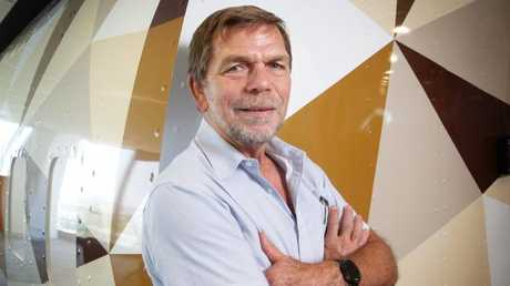 "Flight Centre founder Graham ""Skroo"" Turner's $998 million puts him in reach of the billionaires. Picture: Steve Pohlner"
