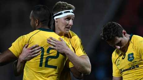 Reece Hodge will start at five-eighth against Japan.